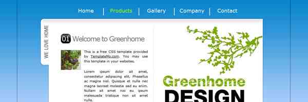 Website Template 02